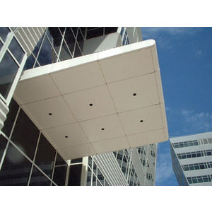 CRL PDCN600CBW Bone White Premier Series Canopy Panel System