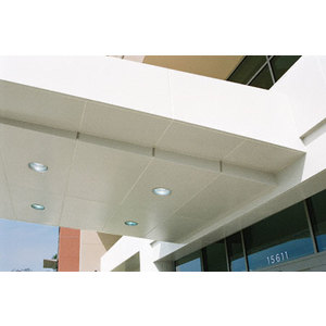 CRL DWC500CBW Custom Bone White Deluxe Series Ceiling Panel System