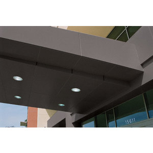 CRL DWC500CDU Custom Dark Bronze Anodized Deluxe Series Ceiling Panel System