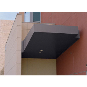 CRL DWCN600CDU Custom Dark Bronze Anodized Deluxe Series Canopy Panel System