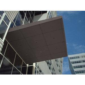 CRL PDCN600CDU Custom Bronze Anodized Premier Series Canopy Panel System