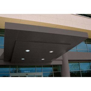 CRL EWCN600CDU Custom Bronze Anodized Standard Series Canopy Panel System