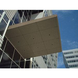 CRL PDCN600CBBRZ Custom Brushed Bronze Premier Series Canopy Panel System