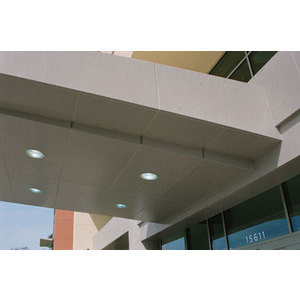 CRL DWC500CBS Custom Brushed Stainless Deluxe Series Ceiling Panel System
