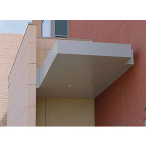 CRL DWCN600CBS Custom Brushed Stainless Deluxe Series Canopy Panel System