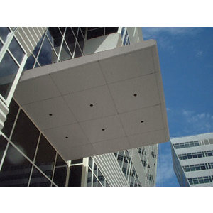 CRL PDCN600CBS Custom Brushed Stainless Premier Series Canopy Panel System