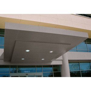 CRL EWCN600CBS Custom Brushed Stainless Standard Series Canopy Panel System