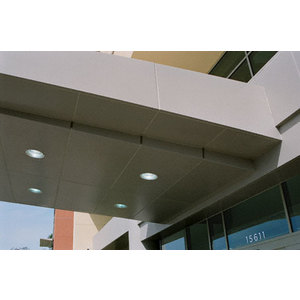 CRL DWC500CCM Custom Champagne Metallic Deluxe Series Ceiling Panel System