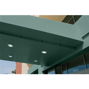 Custom KYNAR Paint Deluxe Series Ceiling Panel System