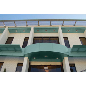 CRL EWC500CKN Custom KYNAR Paint Standard Series Ceiling Panel System