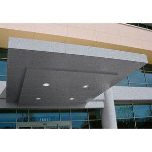 CRL EWCN600CMP Custom Mica Platinum Standard Series Canopy Panel System