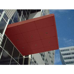 CRL PDCN600CNL Custom Color Newlar Painted Premier Series Canopy Panel System