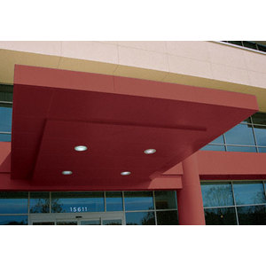 CRL EWCN600CNL Custom Color Newlar Painted Standard Series Canopy Panel System