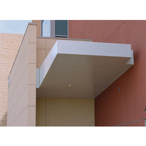 CRL DWCN600CSA Custom Satin Anodized Deluxe Series Canopy Panel System