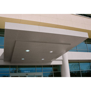 CRL EWCN600CNDS Custom Non-Directional Stainless Standard Series Canopy Panel System