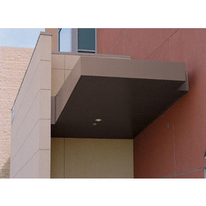 CRL DWCN600C0RB Custom Oil Rubbed Bronze Deluxe Series Canopy Panel System