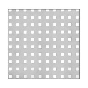 CRL PN182SPC Custom Perforated Infill Panel - Perforated Square