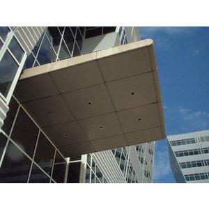 CRL PDCN600CPBRZ Custom Polished Bronze Premier Series Canopy Panel System