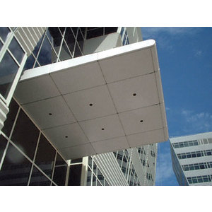 CRL PDCN600CPS Custom Polished Stainless Premier Series Canopy Panel System