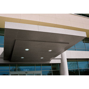 CRL EWCN600CPS Custom Polished Stainless Standard Series Canopy Panel System