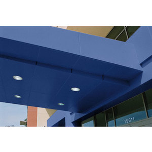 CRL DWC500CPT Custom Color Powder Painted Deluxe Series Ceiling Panel System