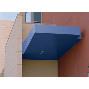 CRL DWCN600CPT Custom Color Powder Painted Deluxe Series Canopy Panel System