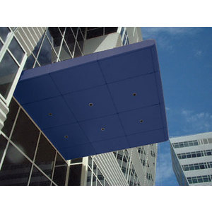CRL PDCN600CPT Custom Color Powder Painted Premier Series Canopy Panel System