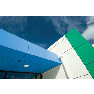 Custom Color Powder Painted Premier Series Ceiling Panel System