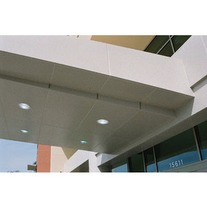 CRL DWC500CSM Custom Silver Metallic Deluxe Series Ceiling Panel System