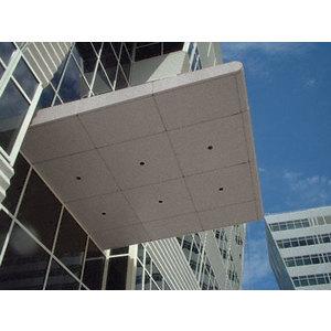 CRL PDCN600CSM Custom Silver Metallic Premier Series Canopy Panel System
