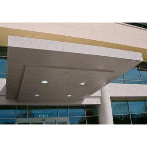 CRL EWCN600CSM Custom Silver Metallic Standard Series Canopy Panel System
