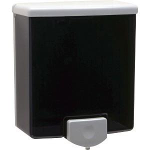 Bobrick Washroom Equipment BOB40 ClassicSeries Surface-Mounted Soap Dispenser, 40-oz, Black/Gray, 1 Each by Bobrick