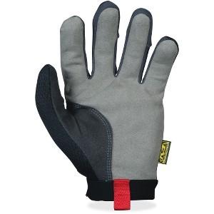Mechanix Wear MNXH1505010 Utility Gloves, Hook/Loop Closure, Stretch, Size 10, Black by Mechanix Wear