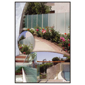 Decorative PosterWindscreen Systems