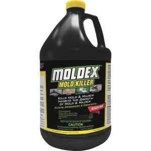 Rust-Oleum RST5520 Mold And Mildew Killer, Bleach-Free, 1 Gallon, Assorted, White by Moldex