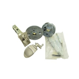 Baldwin 5399150H New Mechanics Repair Kit H For Sectional & Escutcheon Handlesets with Lever Satin Nickel Finish