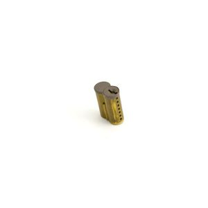 Schlage Commercial 80035 Small Format Interchangeable Construction Core Bright Brass Finish