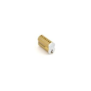 Schlage Commercial 80036B235626 Uncombinated Core B235 Keyway Satin Chrome Finish