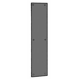 "Ives Commercial 820010B416 4"" x 16"" Push Plate Oil Rubbed Bronze Finish"