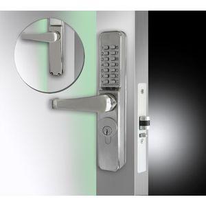Codelock CL460SS Narrow Stile Keypad Codelock Stainless Steel Finish
