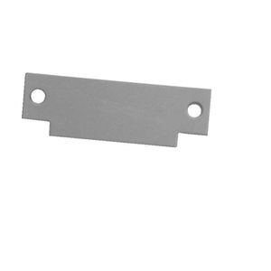 "Don Jo FS260CP 1-1/4"" x 4-7/8"" ANSI Strike Filler Plate Chrome Plated Finish"