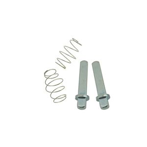 "Schlage Commercial L283198 L Series Spindles and Spring for 1-3/8"" to 1-7/8"" Door"
