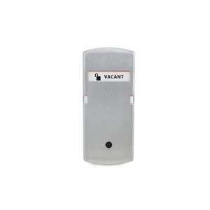 Schlage Commercial L283-426 626 Occupied or Vacant Privacy Sectional Indicator Satin Chrome Finish