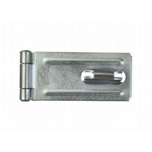 "National Hardware N226456-XCP40 SPB30 3-1/4"" Safety Hasp Zinc Plated Finish - pack of 40"