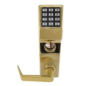 Alarm Lock DL3500CR26D Reversible Classroom Digital Mortise Lock Satin Chrome Finish