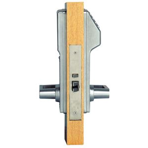 Alarm Lock DL3500DB26D Reversible Deadbolt Digital Mortise Lock Satin Chrome Finish
