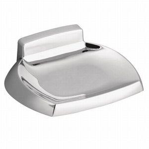 Moen 2360CH Contemporary Soap Holder Bright Chrome Finish