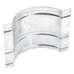 Moen 588 Commercial Recessed Installation Clamp Bright Chrome Finish