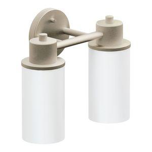 Moen DN0762BN Iso Double Globe Bath Light Brushed Nickel Finish