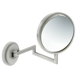 Moen YB0892BN Arris 5x Magnifying Mirror Brushed Nickel Finish